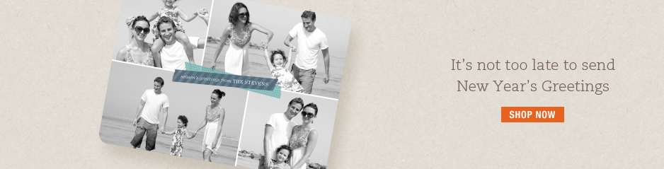 Holiday Cards, Christmas Cards &amp; Holiday Photo Cards: Modern &amp; Unique